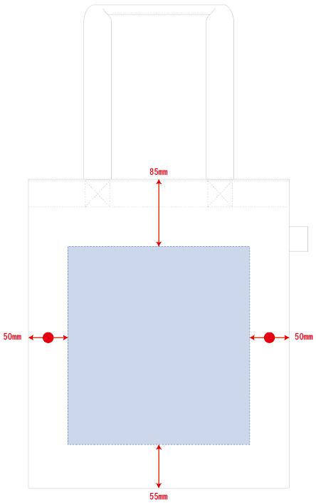 シルク印刷: 印刷最大範囲:W230×H250(mm)