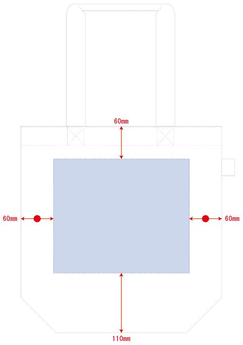 シルク印刷: シルク印刷 最大範囲:W250×H210(mm)