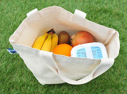 バナナ・キウイ・オレンジ・玉ねぎ・ヨーグルトを入れて持ち運んでみました