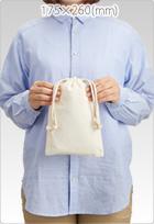 コットン巾着(M)でオリジナルプリント巾着を作る