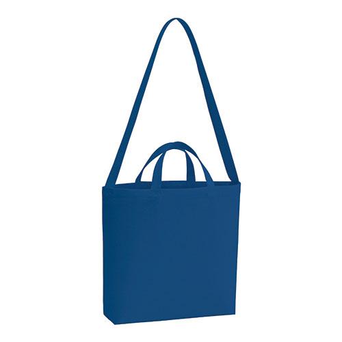 キャンバスWスタイルバッグ 006 ミッドナイトブルー