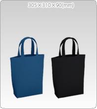 ライトキャンバスバッグ(M)マチ付カラー生地