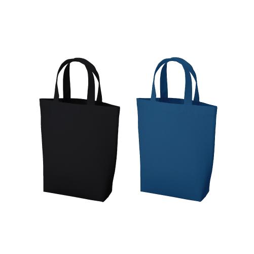 ライトキャンバスバッグ (M)マチ付カラー生地ラインアップ