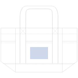 レイアウト可能範囲:W120×H80(mm) ■シルク印刷 最大範囲:W120×H80(mm)