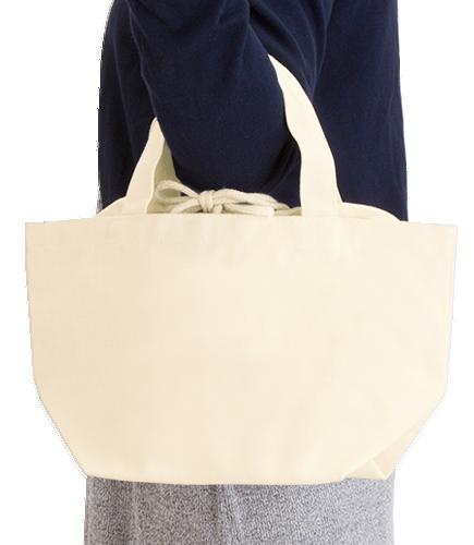 持ち手は手提げサイズの32cmです  バッグは平置でよこ34cm縦20cmのサイズ 15cmの底面マチがあります