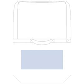 厚手キャンバス2WAYショルダートート 本体/約420×320×120(mm)・ショルダー部分/約35×950(mm)