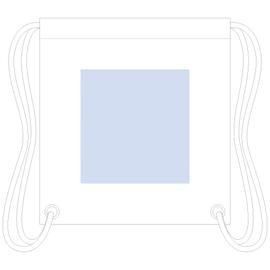 スウェットリュック 印刷範囲W210×H220(mm)
