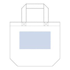 コットンバッグ(S)印刷範囲 W160×H90(mm) 以内