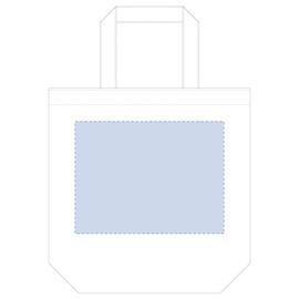 デザインスペース:W225×H170(mm)■シルク印刷 最大範囲:W225×H170(mm)