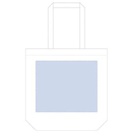 デザインスペース:W300×H250(mm)■シルク印刷 最大範囲:W250×H250(mm)