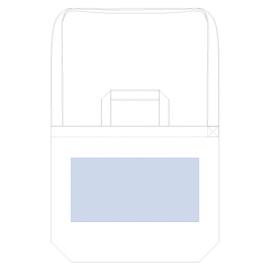 デザインスペース:W320×H160(mm) ■シルク印刷 最大範囲:W250×H160(mm)
