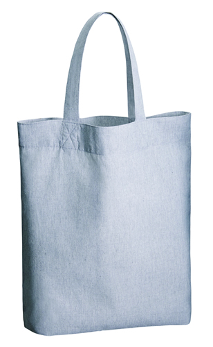 シャンブリックガゼットマチ付バッグ011 グレー