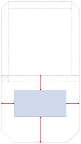 印刷範囲図
