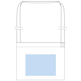 デザインスペース:W200×H140(mm) ■シルク印刷 最大範囲:W200×H140(mm)