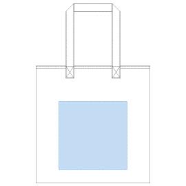 レイアウト可能範囲:W250×H250(mm) ■シルク印刷 最大範囲:W250×H250(mm)