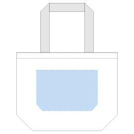 デザインスペース:W240×H160(mm) ■シルク印刷 最大範囲:W240×H160(mm)