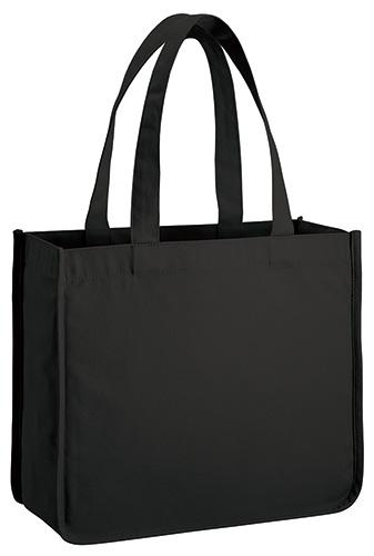 キャンバスホリデートート(M)009 ナイトブラック
