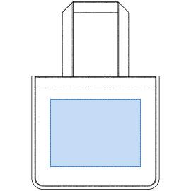 デザインスペース:W240×H180(mm) ■シルク印刷 最大範囲:W240×H180(mm)