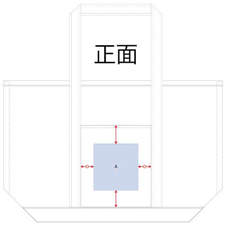 表面印刷可能範囲