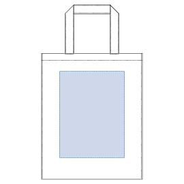 デザインスペース:W180×H240(mm) ■シルク印刷 最大範囲:W180×H240(mm)