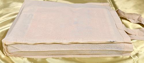 横マチを縫製取付