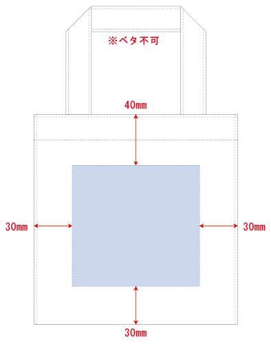 デザインスペース:W100×H95(mm)