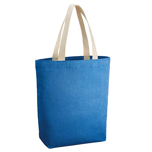 シャンブリックキャンバストート(M)001 ブルー