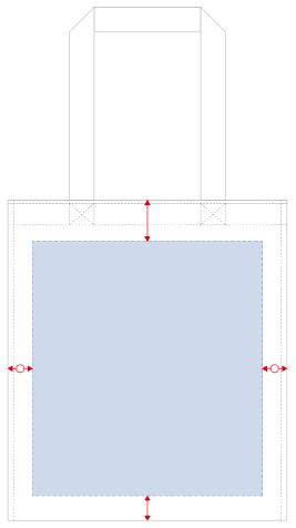 シルク印刷可能範囲