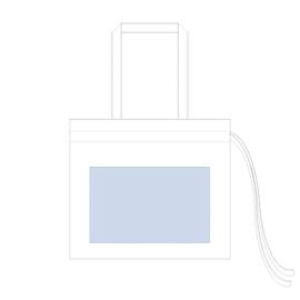 デザインスペース:W300×H190(mm) ■シルク印刷 最大範囲:W250×H190(mm)