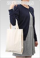 イベントでの資料(A4サイズ)&ノベルティを入れる事が出来る 布製の袋
