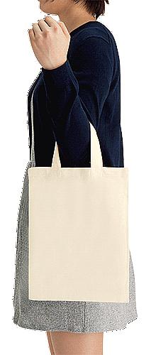 サークルでオリジナルA4コットンバッグ20枚作製を作りたい